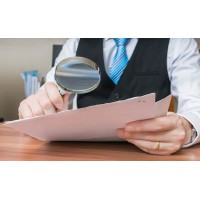 Business Support Services - Document Review Services